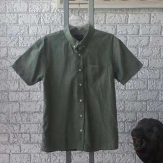 NEW WITH TAG, STRAIGHT FORWARD, Work & Play Button Down/Collared Polo, Size Medium
