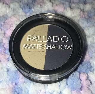 💯Authentic PALLADIO Herbal Matte Eyeshadow Duo