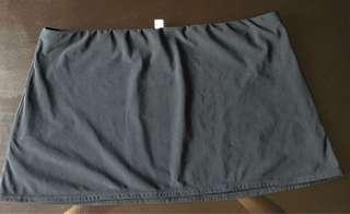 Pre-loved Victoria Secret Black Stretchy Mini-skirt