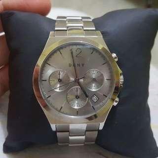DKNY chrono watch