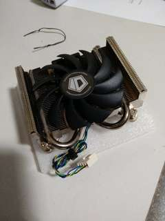 🚚 ID-Cooling IS-25i CPU Cooler for LGA 1151 1150 1155