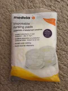 Medela disposable nursing pads 4 pcs