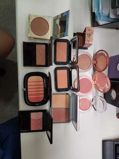 Blushes for Sale...(authentic and branded)