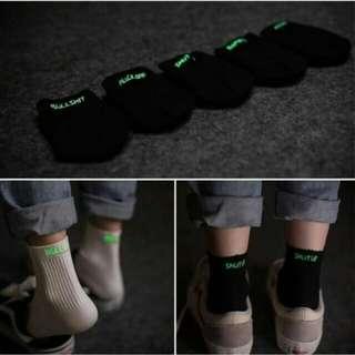 Glow in the Dark Socks