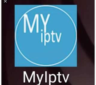 🚚 Myiptv