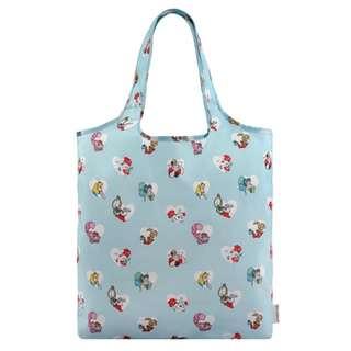 Cath Kidston 愛麗絲 限量聯名 收納 購物袋 Disney 迪士尼 ~RealDRY英國平價代購