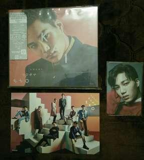 EXO KAI COUNTDOWN ALBUM