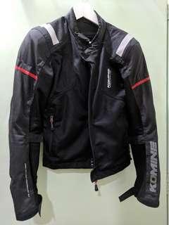 Komine JK-116 Black (M) Jacket