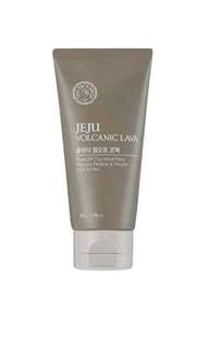The Face Shop Jeju Nose Clay Mask 50g