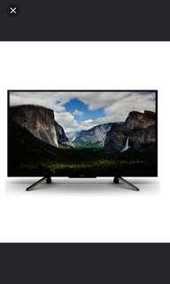 Sony KDL50W660F Full HD Led Smart TV