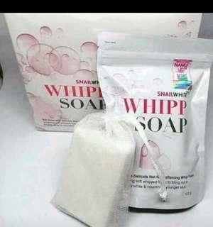 Whipp Snail Namu soap