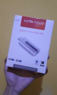 Elgato EyeTV Hybrid DVB-T2 TV Tuner for Mac / PC - Second Mulus