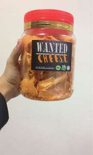 Wanted cheese
