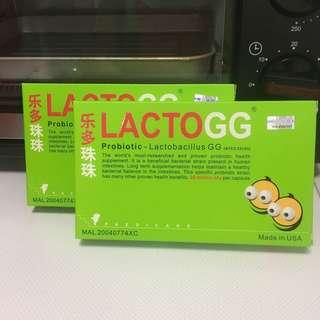 Lactogg Probiotics 30 Cap