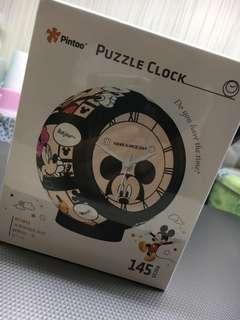 Disney Puzzle Clock (Mickey)