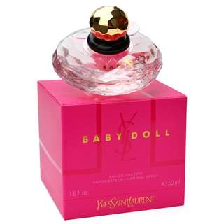 YSL Baby Doll 50ml EDT Spray for Women. BNIB. RRP$124