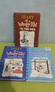 Take 3!!! Diary  of Wimpy Kid