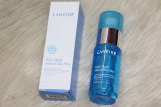 LANEIGE Waterbank Mineral Mist 30ml