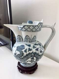 Vintage Ming Ewer