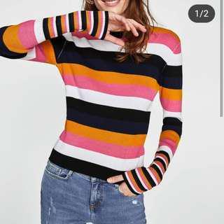 Padini knit sleeves