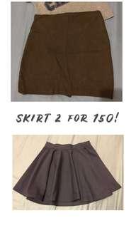 💙 Skater and bandage skirt 💙