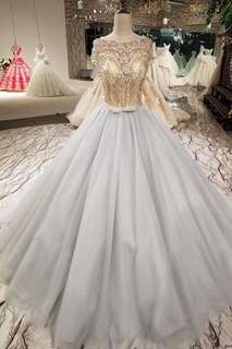 Wedding/Prom/Event Gowns High Quality Made to Your Measurements