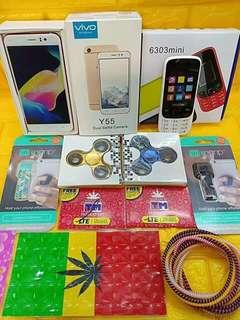 Vivo Y55s w/Nokia 6303 (clone)