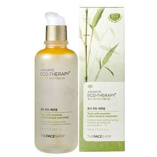 [THE FACE SHOP] Arsainte Eco-Therapy Tonic With Essential 145ml