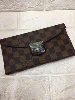 LV Envelope Wallet