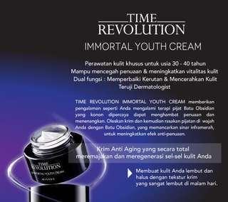 Missha immortal youth cream