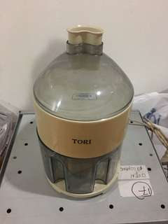 Blender TORI, kondisi bagus jarang dipakai