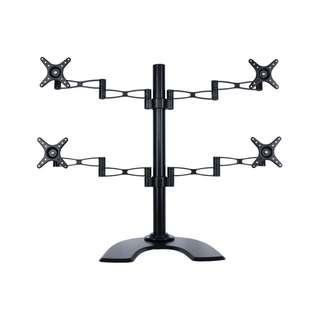 Desktop Monitors Stand for 4 monitors to 27″ Whatsapp:8778 1601
