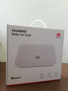 HUWAWEI Body Fat Weighing Scale