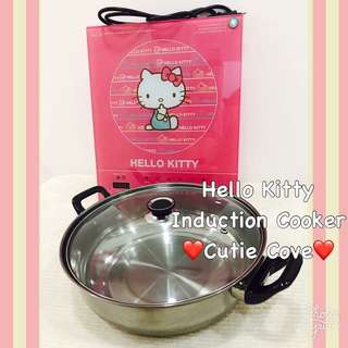 *NEW IN IN SG* Hello Kitty Induction Cooker
