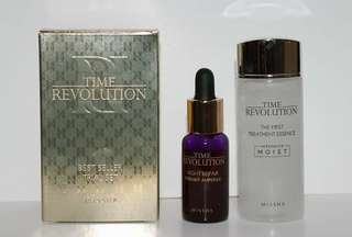 MISSHA TIME REVOLUTION BEST SELLER TRIAL KIT