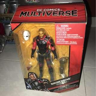 1x Suicide Squad Deadshot Figurine For $40 Negotiable!