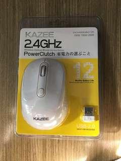 [全新]Wireless mouse 無線滑鼠