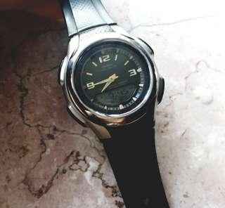 Casio rubber watch中姓錶