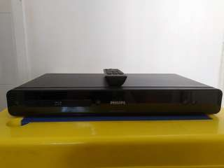 Philips Blue-ray Disc Player 藍光碟機 BDP 3000
