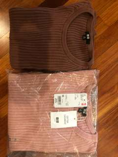 Uniqlo Cotton Cashmere