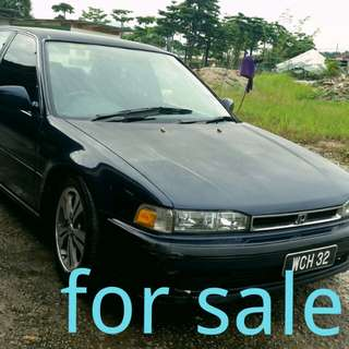 Honda accord 2.0cc sm4