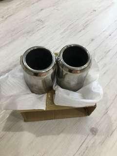 Mini Cooper S R56 Original Exhaust tips