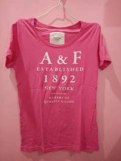 Authentic Abercrombie and Fitch Shirt