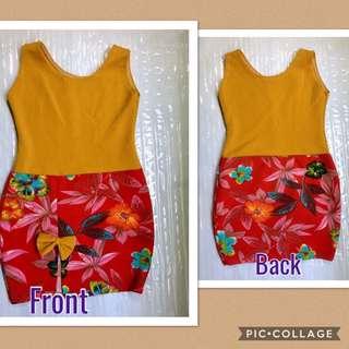 Curve Design Dress