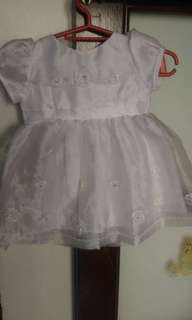 Baby + Preloved Baptismal Gown