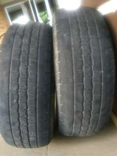 Tyre used 225/65R17