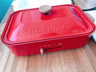(二手)Rasonic 多功能電熱盤