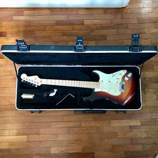 Fender Deluxe Stratocaster Electric Guitar