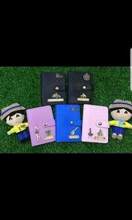 🚚 Personalized passport holder