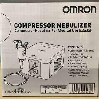 Omron Nebulizer NE-C900